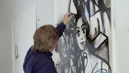 CONDO_George_The-Artist-at-Work_1200x675_NYT-SITE